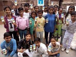 Milk Bank Campaign by Aashman Foundation on the occasion of Mothers Day
