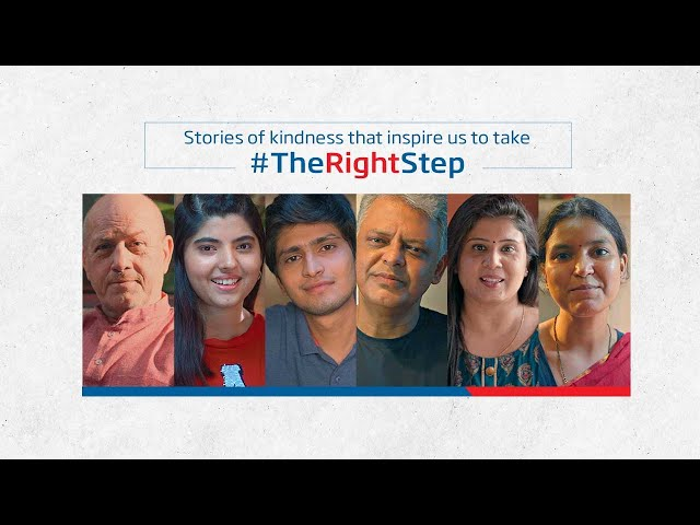 #TheRightStep Campaign by HDFC Life