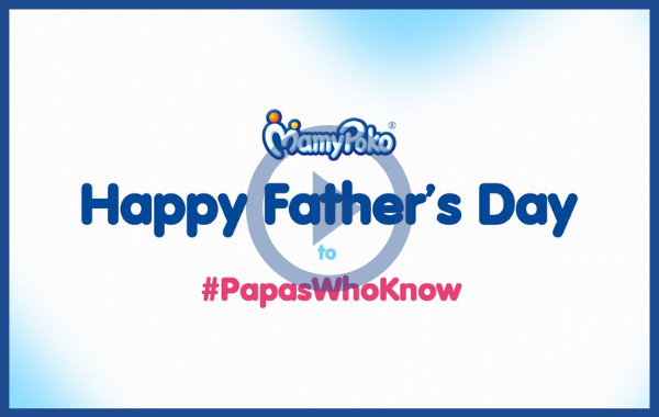 #PapasWhoKnow Father's Day Campaign